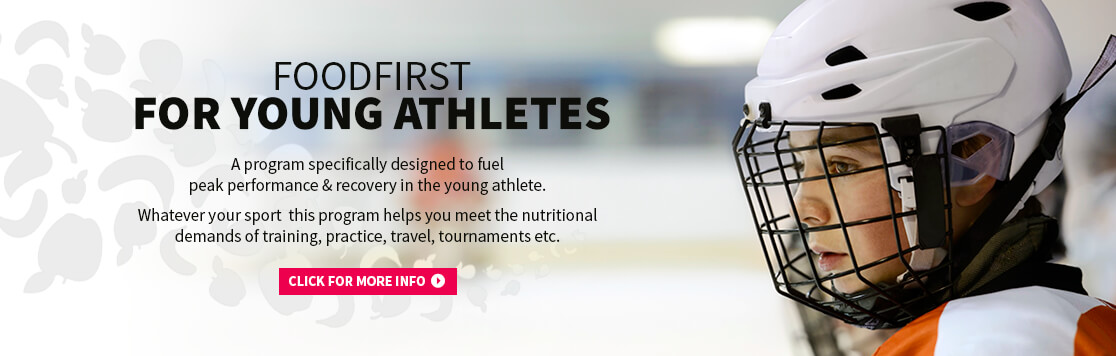 Food First for Athletes